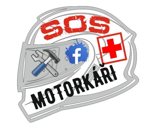 Samolepka SOS
